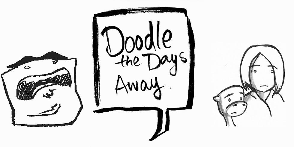 doodle the days away
