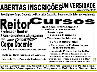Reitoria, Universidade, Lusófona, Minguel Relvas,  Política, cursos,Universia, Portugal