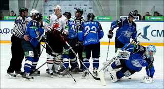Ак Барс Барыс прогноз на хоккей