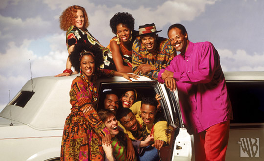 Living In The 90s : Whisper Out Loud: Where are the black sitcoms?