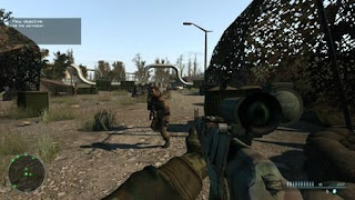 Chernobyl+Commando+Free+Game