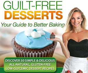 love guilt free desserts?