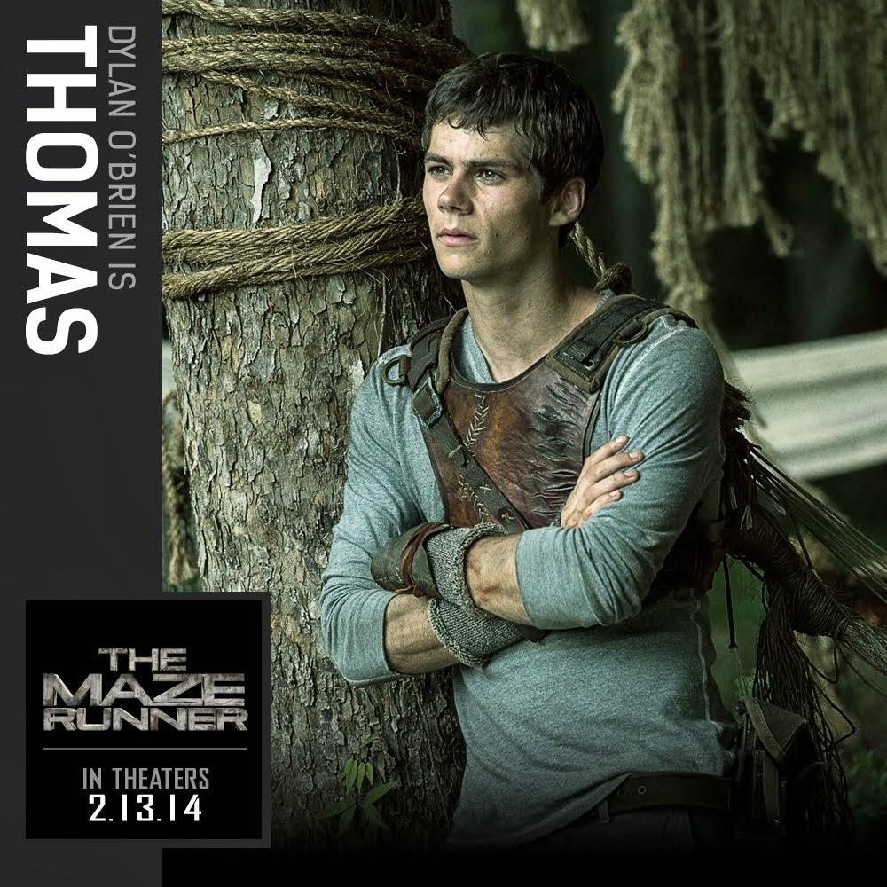 """The Maze Runner"" Movie Trailer, - 215.5KB"