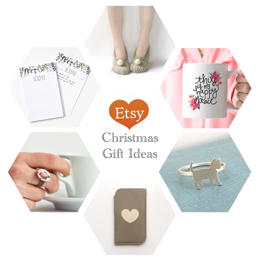 ETSY CHRISTMAS GIFT GUIDE: £25 AND UNDER | BearHugs & Beyond