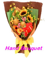 Deluxe Flower Bouquet