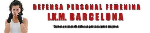 DEFENSA PERSONAL FEMENINA BARCELONA - IKM Krav Maga Barcelona