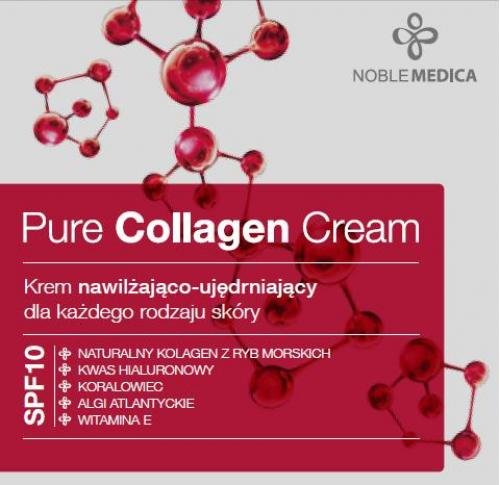 Noble Medica Pure Collagen Cream