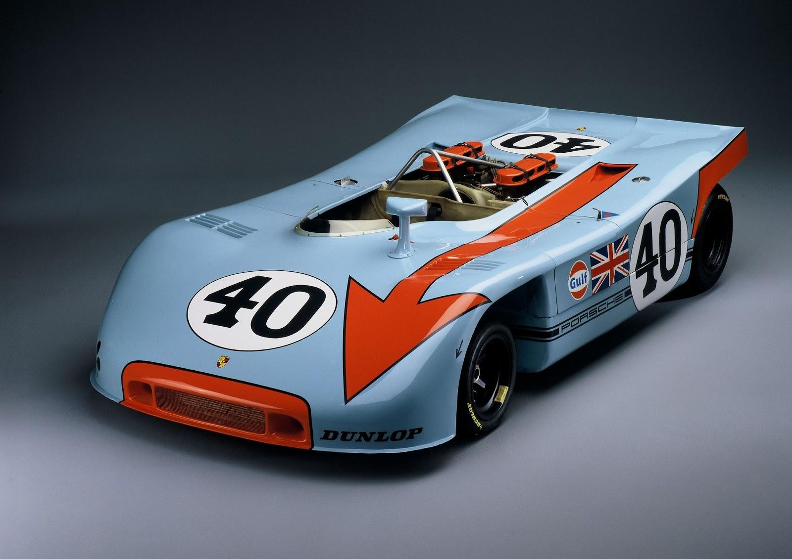 Clasp Garage Porsche 908 03 Targa Florio