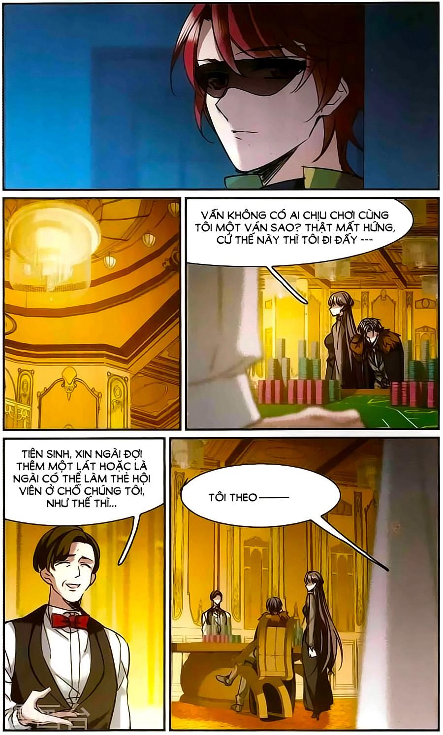 Huyết Tộc Cấm Vực chap 111 Trang 24 - Mangak.info