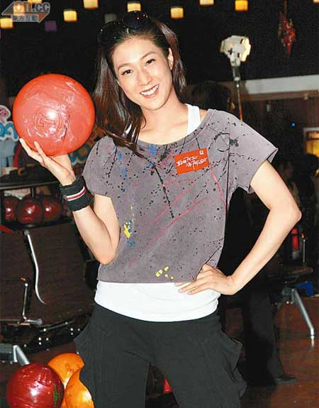 Linda Chung Yes Sir, Sorry Sir! TVB AOD