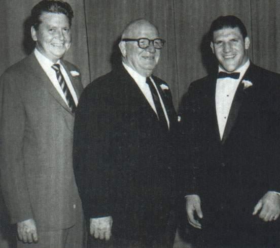WWE Legends Mondt McMahon 1950 Classic