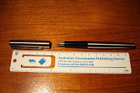 Parker Ball Point Pen Jotter4
