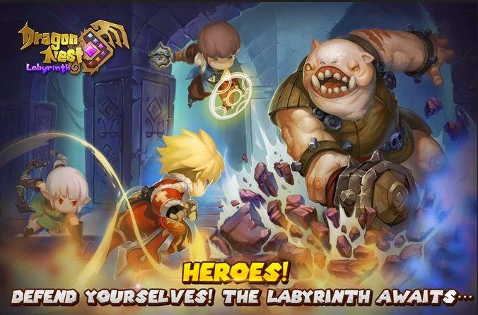 Download Dragon Nest Labyrinth v1.0.2 Mod Apk