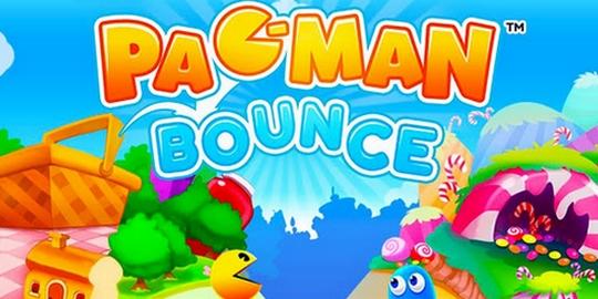 Pac-Man Bounce, Android, iOS, Actu Jeux Vidéo, Jeux Vidéo, Bandai Namco Games,
