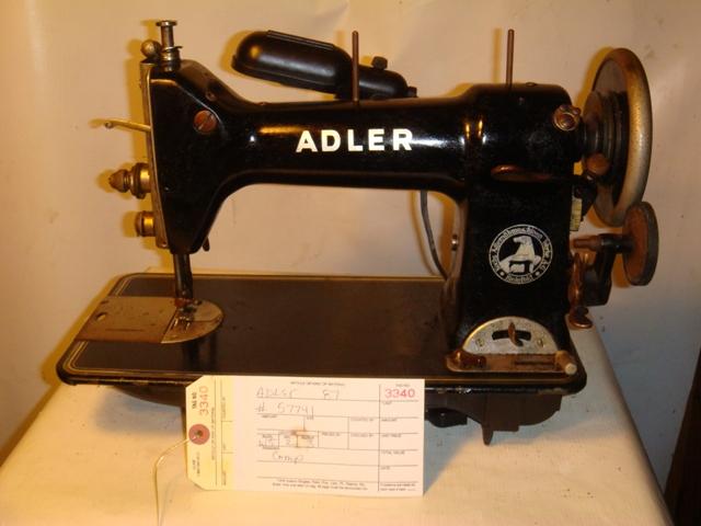 Museo de maquinas de coser y costura d rkopp adler for Maquinas de coser zaragoza