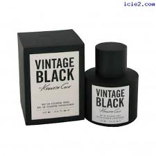Vintage Black, Kenneth Cole