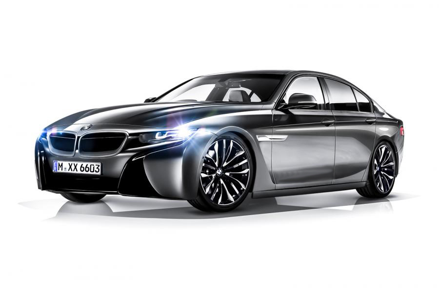 By All BMWs Will Be AWD Rangeextender Electric Cars - All bmw