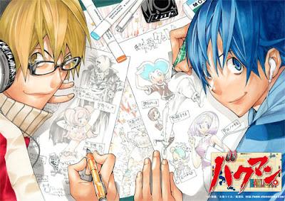bakuman manga final anunciado mayo