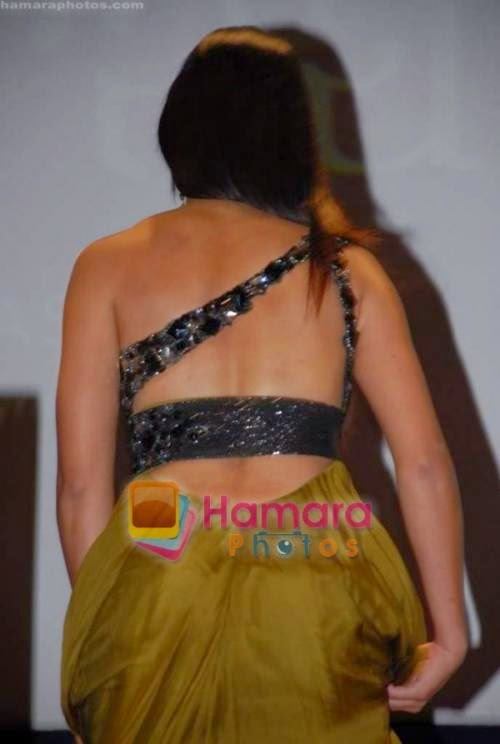 Katrina Kaif butt at Yuvvraaj press meet