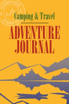 Camping & Travel Adventure Journal