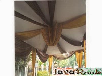 Sewa Tenda Semi Dekor