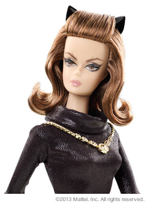 Mattel Comic-Con SDCC 2013 Exclusive Barbie 1966 Catwoman