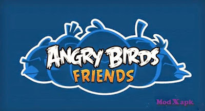 Angry Birds Friends 1.5.0 Mod Apk ( Unlimited everything )