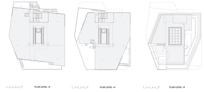 My Architectural Moleskine 174 Mvrdv Gyre Omotesando Tokyo