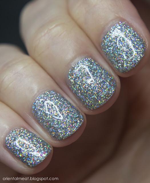 F.U.N Lacquer-24 Karat Diamond
