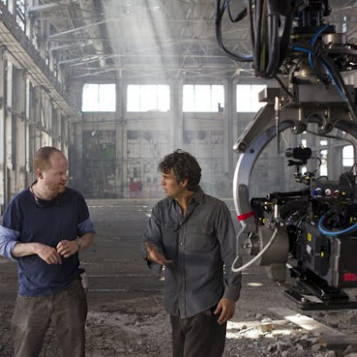 Mark, Rúffalo, Os Vingadores bastidores, Avengers set Movie