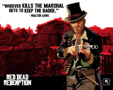 #21 Red Dead Redemption Wallpaper