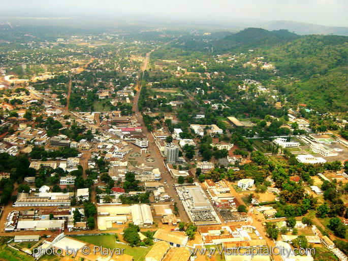 Bangui - République centrafricaine