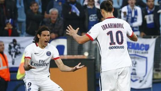 Bastia 0 x 2 PSG - Liga 1 2015/16
