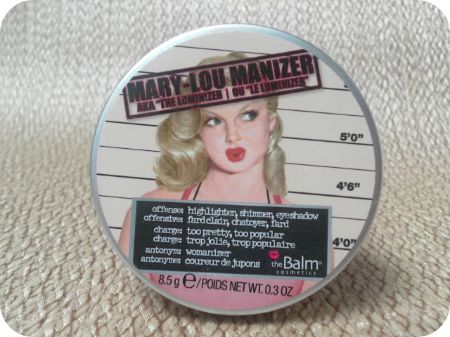 A picture of theBalm Mary-Lou Manizer Highlighter