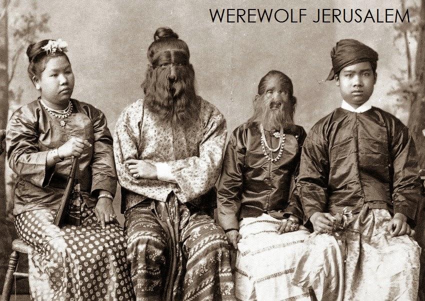 Werewolf Jerusalem