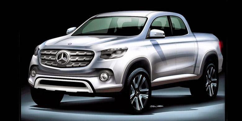 Mercedes-Benz Prepare Prime Pickup