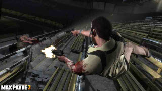 Max Payne 3 screen shot pc
