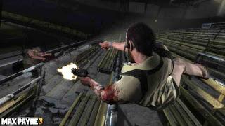 Max Payne 3 screen shot pc