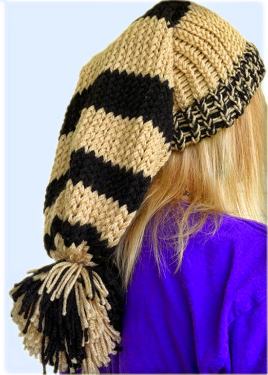 Easy Loom Knitting Hat Patterns : EasyMeWorld: How To Loom A Hat For Beginners