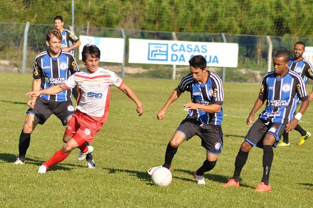 Estrela Azul vence o Grêmio Cachoeira e decisão da Interligas  fica para o Norte da Ilha