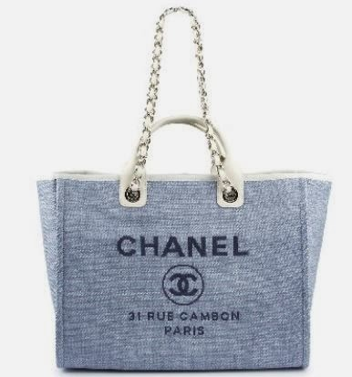 chics filles chanel deauville bag cruise 2014