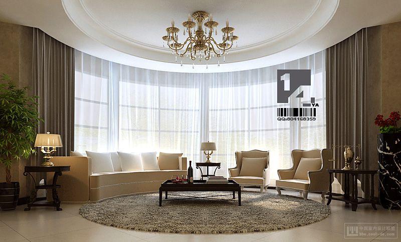 Modern Chinese Interior Design Sweet Home