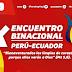 LOS SANTOS, TESTIGOS DE LA BELLEZA EN PERÚ Y ECUADOR. X Encuentro Binacional Perú-Ecuador