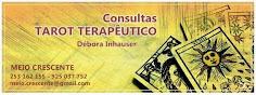 Consultas de Tarot Terapêutico