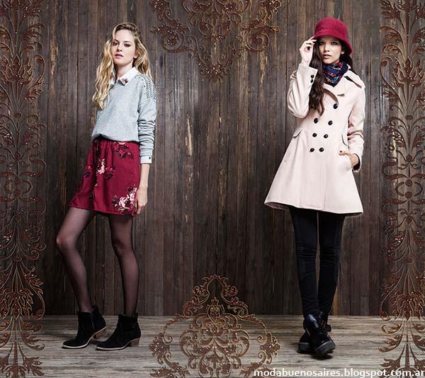 Rimmel otoño invierno 2014. Moda casual otoño invierno 2014.