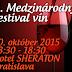 4. Medzinárodný festival vín (10.10.2015)