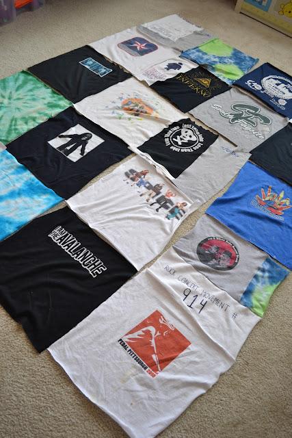 T-shirt Throw Tutorial