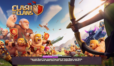 Clash Of Clans (COC) Game Paling Fenomenal 2015