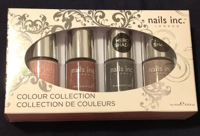 Nails Inc., Nails Inc. Colour Collection, Nails Inc. nail polish, Nails Inc. nail lacquer, nail, nails, nail polish, polish, lacquer, nail lacquer