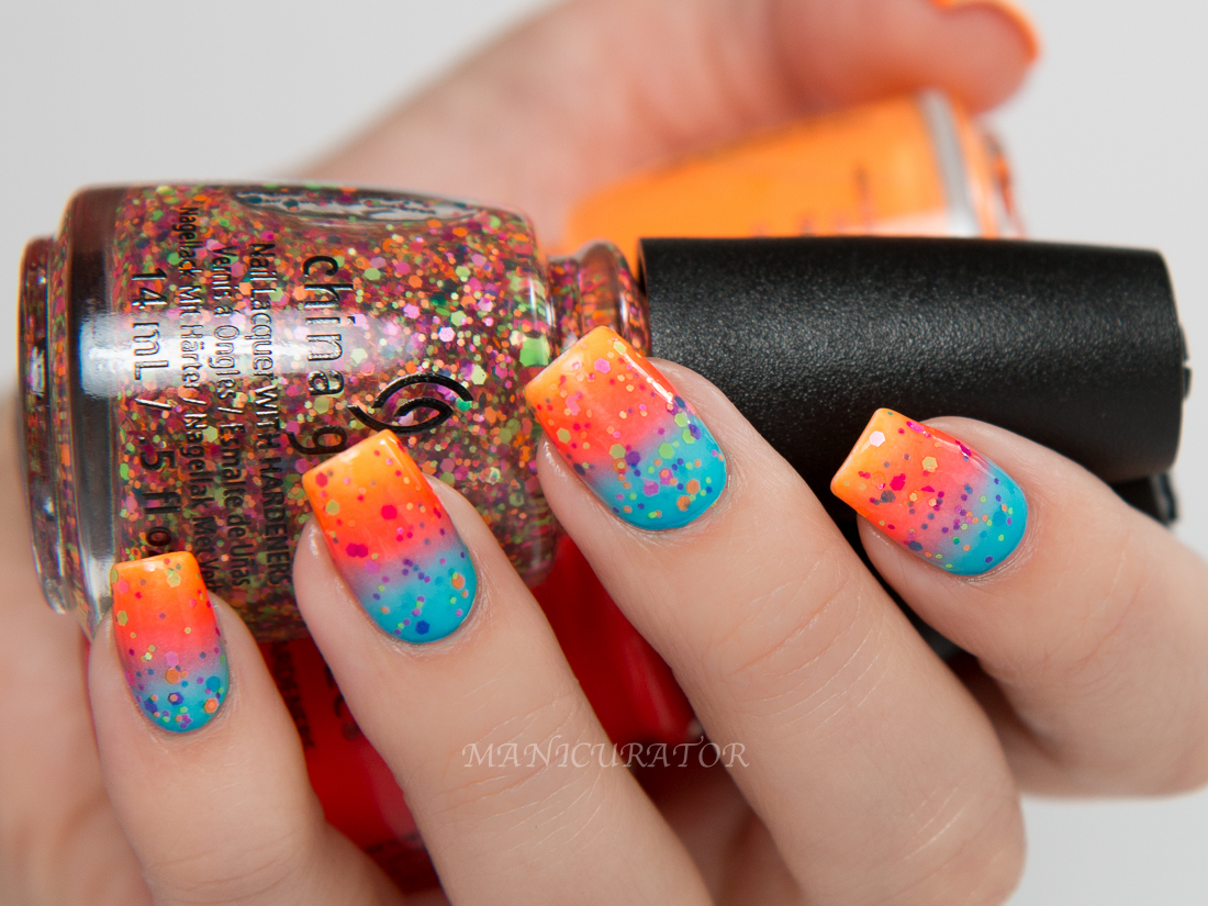 manicurator: China Glaze Electric Nights Summer 2015 Swatch, Review ...